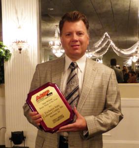 Tony Lake of Exclusive Auto Collision Center, Inc. (Ramsey)